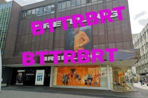 Neu: BTTRBRT – Butterbrote in Stuttgart