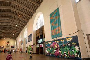 Secret Walls Gallery im Hauptbahnhof