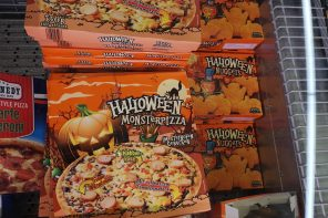 Halloween Monsterpizza