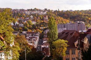 Ketty-Images: Stuttgart Herbst Life
