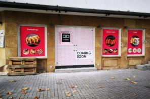 Eat Company in der Calwerstraße