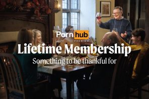 Pornhub Thanksgiving / Black Friday Spot