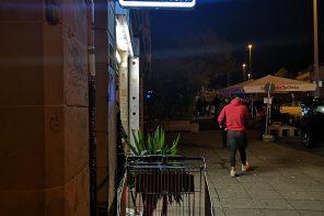 Stuttgarter Späti: Atmosphäre vor dem Lockdown Light