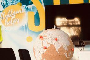 Team Goldwert: Kinder unterstützen STELP