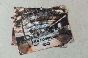 LKA Longhorn Kalender 2021
