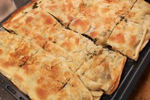 KTV-Kochblog: Börek by Arbresha