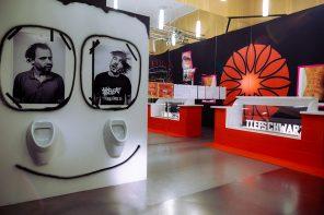 Recap Digitale Eröffnung Ausstellung Tiefschwarz im StadtPalais