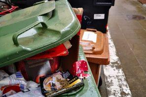 Persönlicher Abfallkalender zusammenstellen