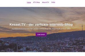 Neu: Der Kessel.TV Merchandise-Shop