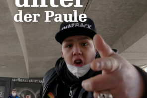 "Kurzfilm-Premiere ""Unter der Paule"""